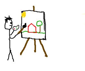 Bad Painter