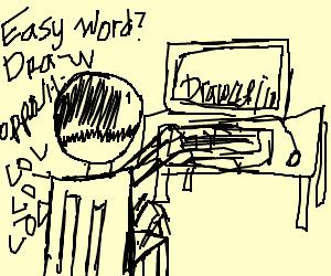 Internet Trolls ruin DrawCeption