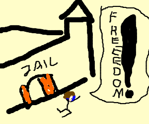 I'm freeeee
