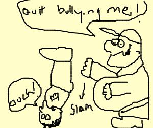 Austalian body-slam bullied kid