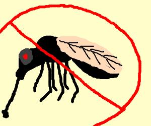 i hate mosquitos