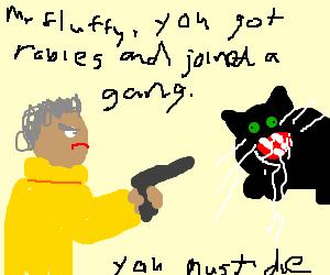 A cat burgler uses maki hojo as his slave for the day 2