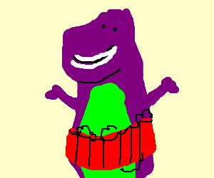 Barney contemplates terrorist attack