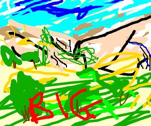 big renoir (painting?)