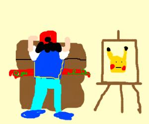 Pikachu's Funeral