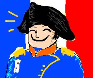 Happy Napolean