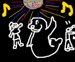 Seal clubbing