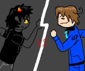 Homestuck vs Hetalia
