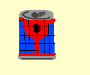Amazing SpidermanCan
