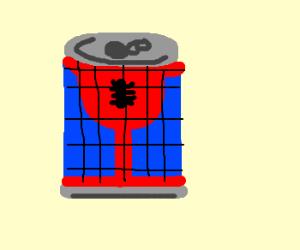 Amazing SpidermanCan