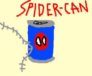 Spider-can
