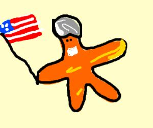 Jimmy Carter - Starfish