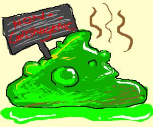 Green goo is not carcinogenic