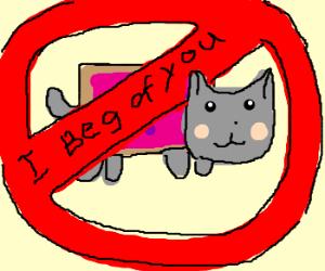 I beg of you, no more Nyan.
