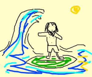 Hobo surfing