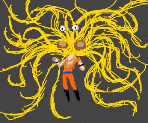 Eternal Super Saiyan | Ultra Dragon Ball Wiki | Fandom powered by ...