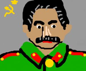 "Joseph ""the"" Stalin"