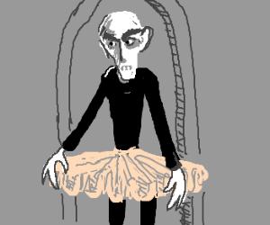 Nosferatu in a tutu