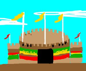 Burger castle
