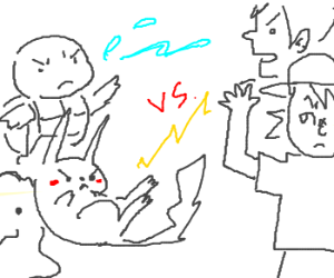 Pokemon vs. Random Trainers