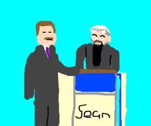 Sean Connery SNL celebrity Jeopardy