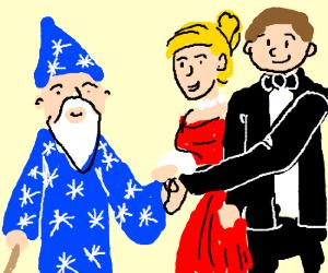 Wizard meets society