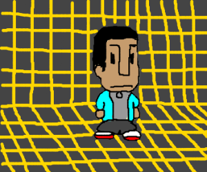 Abed in the dreamatorium!