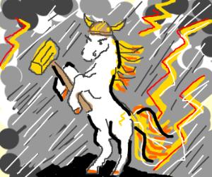 Horse Thor