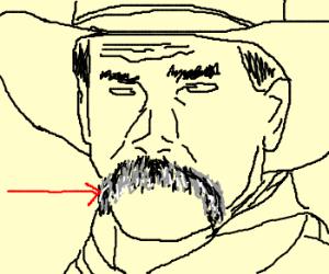 Sam Elliott's Mustache