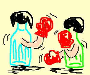 Beatle Bottle Battle