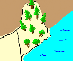 here is the pine tree state