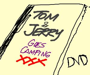 Tom and Jerry make a porno