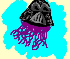 Vader-headed Jellyfish