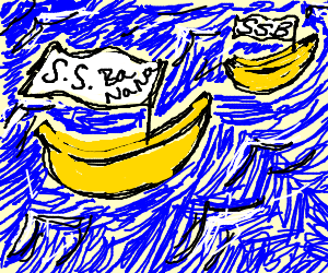Banana boat x2