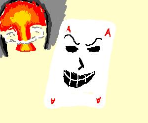 evil card games
