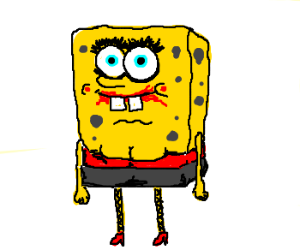 Spongebob Whorepants.