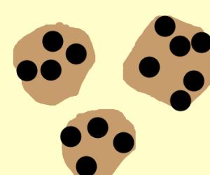 Mmmmh cookies!