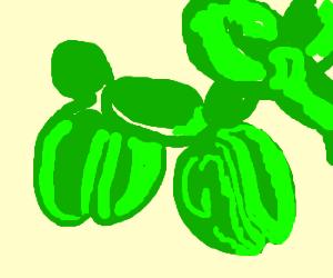Abstract balloon animal