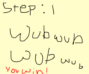 Dubstep 101: User's guide to Wubwubbing.