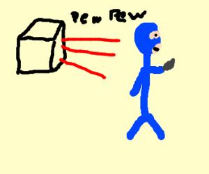 cube attacks a bad spy