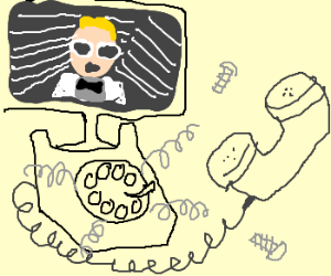Broken Picutre Telephone goes Digital