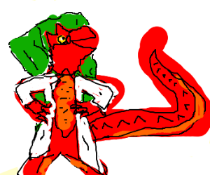 Dr. Dragon will save you