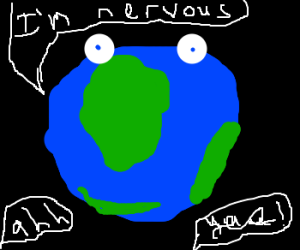 Nervous planet in solar system porno