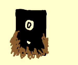 Bearded speakers playing music