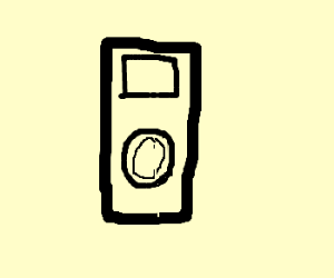 iPod nano. 'Nuff said.
