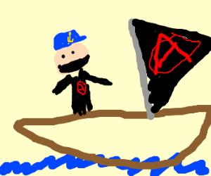an anarchic sailor