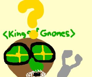 High Tinker Mekkatorque - gnome king!