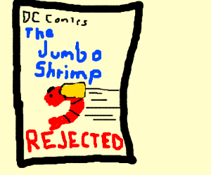 The Real Rejects of DC (Comics)