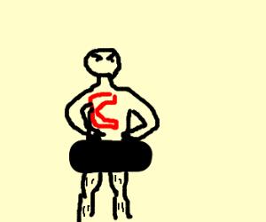 captain underpants changes his identity