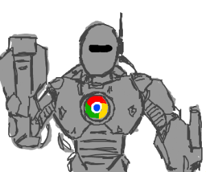 Google Chrome killig machine